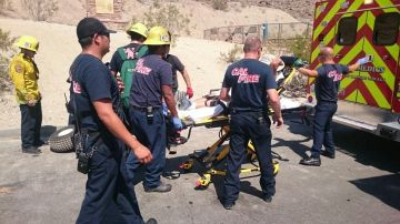 Two People Rescued from Local Hiking Trail With Heat Related Injuries