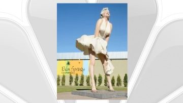 Palm Springs City Council to Decide Forever Marilyn's Fate