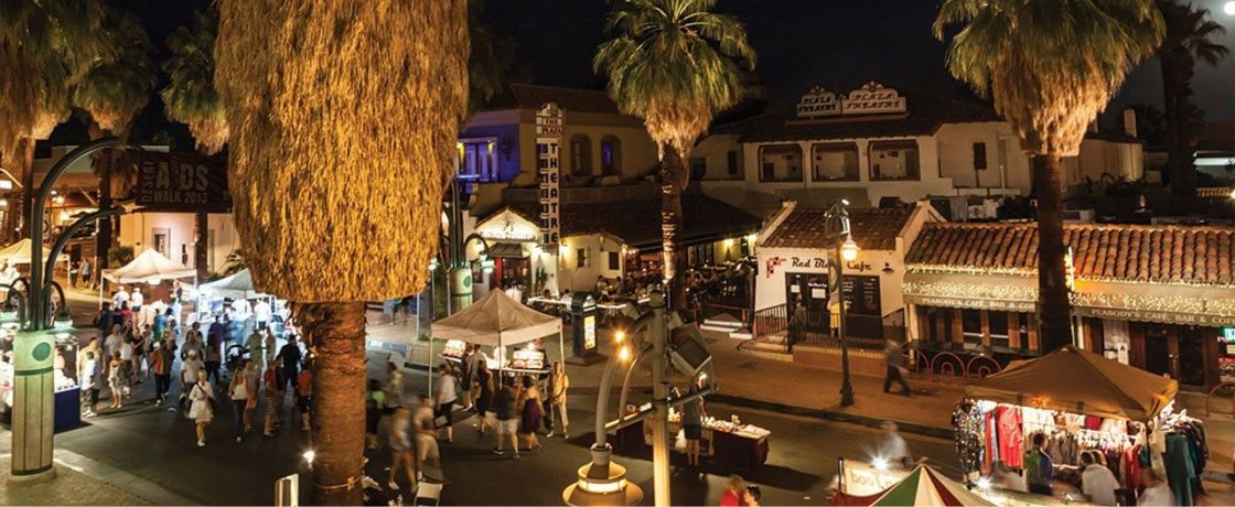 VillageFest to Return to Downtown Palm Springs July 1