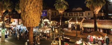 Palm Springs VillageFest Canceled Due to Coronavirus, Weather Concerns