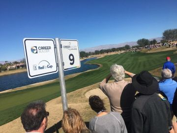 A Day At: The CareerBuilder Challenge