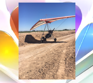 Border Patrol Seizes Ultralight Aircraft After Landing In El Centro