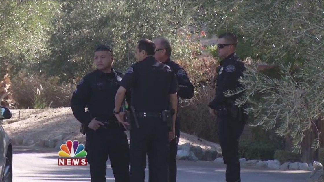 Praise for Police as Crime Drops in Desert Hot Springs