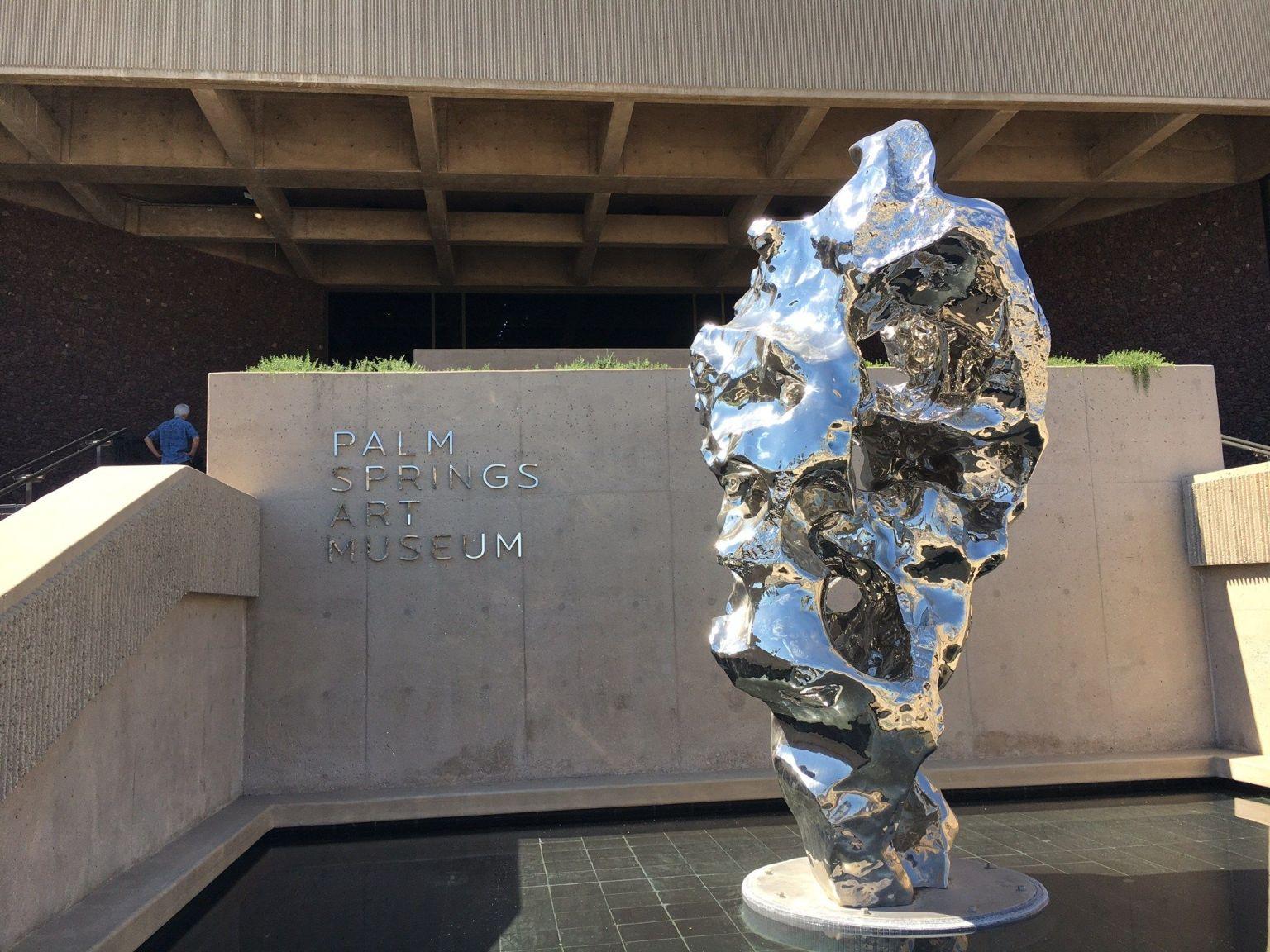 Trump Budget Cuts Could Affect Coachella Valley Art Scene