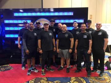 Local Law Enforcement Agencies Participate in Baker-to-Vegas Challenge Cup Relay