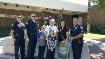 Two Arkansas Kids Raise $1,000 for Fallen Officers Children