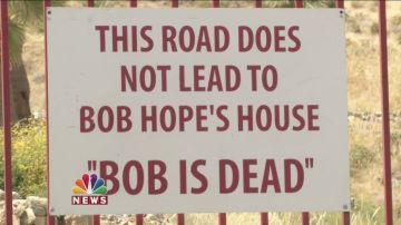 Bob Hope Signs Cause Stir On Social Media