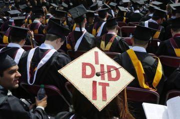 Graduation Rates Rise for Seventh Year in a Row