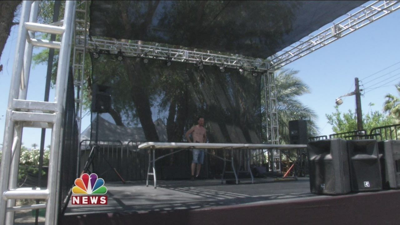 Indio Resident Told He Cannot Have Party Coachella Weekend
