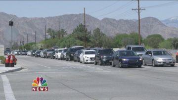 Coachella Traffic Starts A Day Early