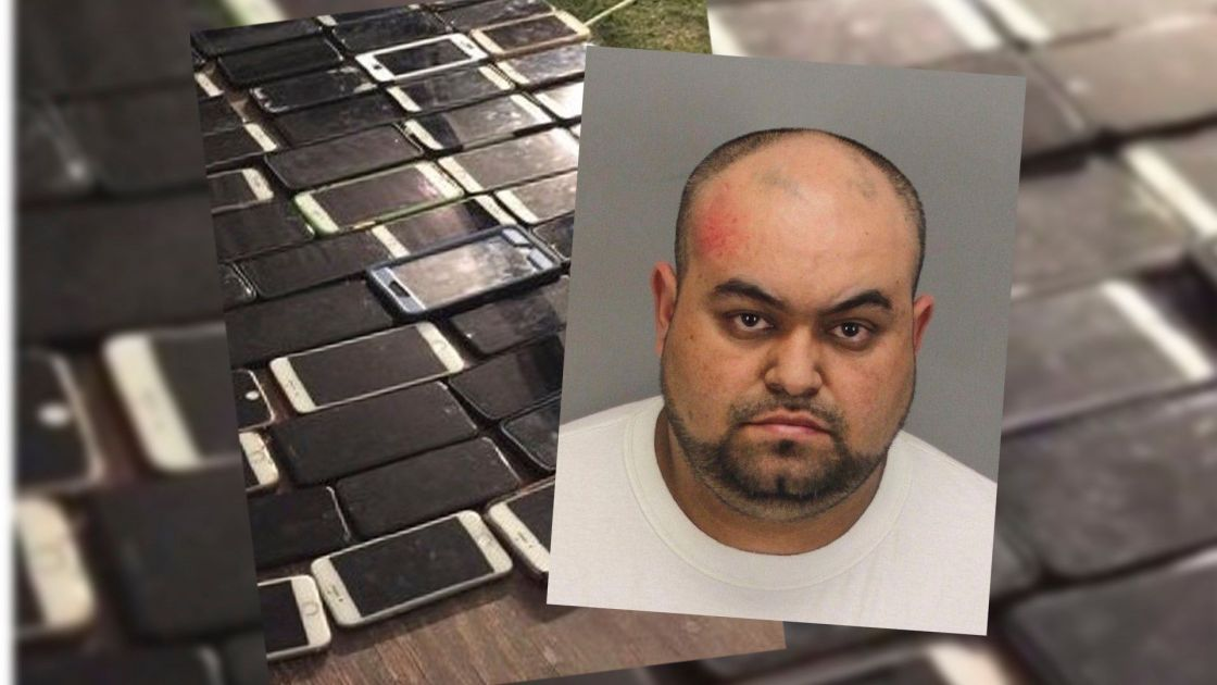 Man Arrested at Coachella Fest, Found In Possession Of Over 100 Stolen Cell Phones