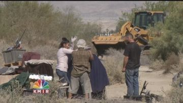 Coachella Valley Holds Meeting to Address Homelessness