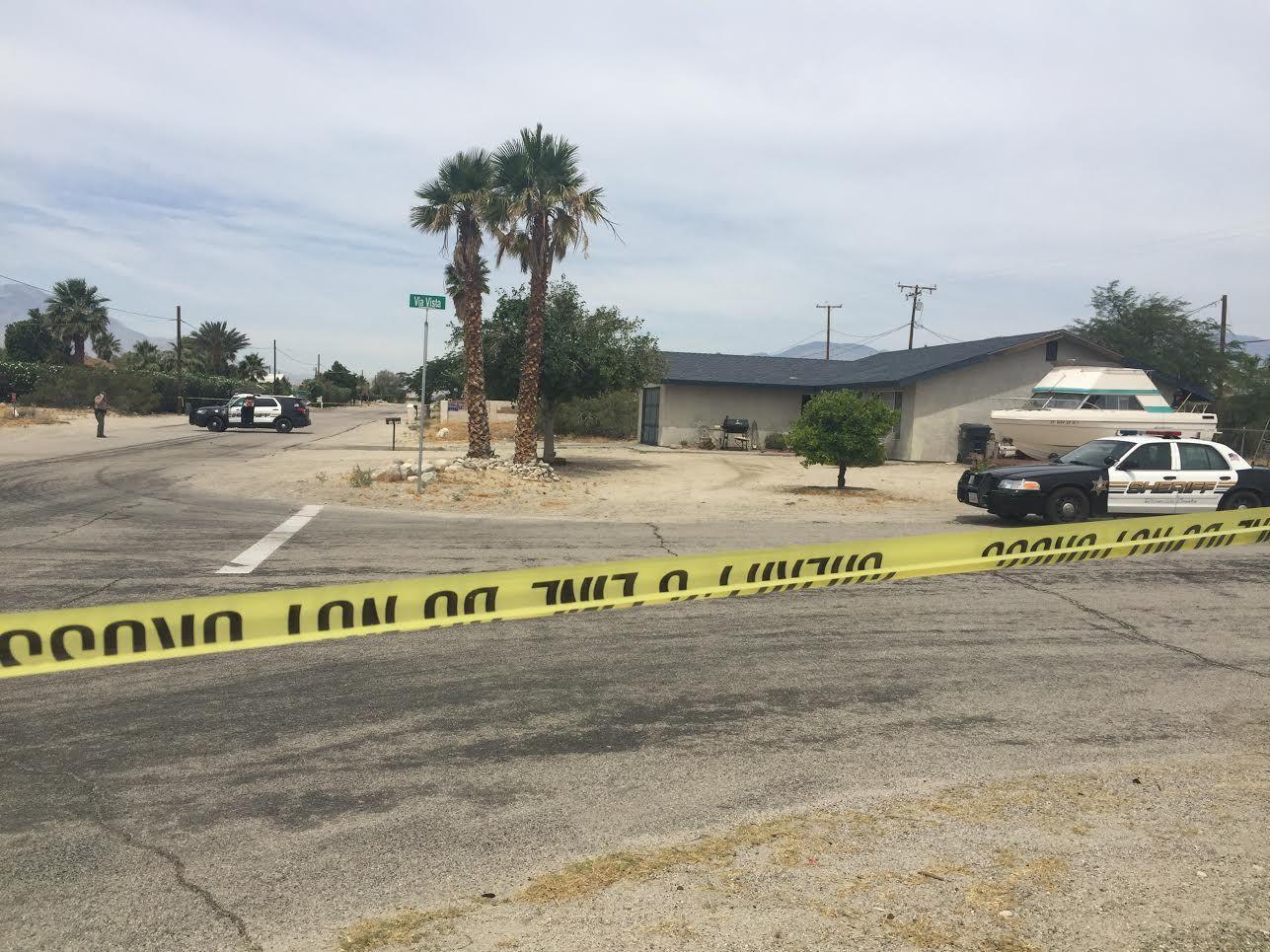Deputies Locate Suspect After Shots Fired in Desert Hot Springs Neighborhood