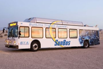 SunLine Transit Agency to Celebrate 40 Years with 40-Cent Rides