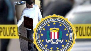 FBI Looking For Serial Bank Robber; Seeks Public's Help