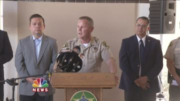 Deputy Shot In Coachella Identified