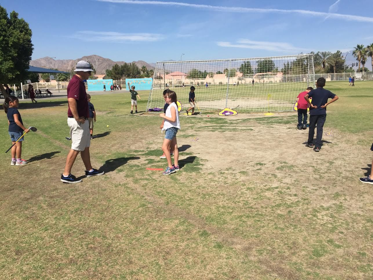 First Tee of the Coachella Valley Expands Golf Programs Into Area Schools