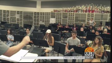 Talented Cathedral City Band Heading to Australia