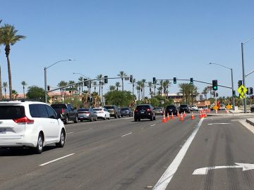 Washington Street Lane Closures May Cause Traffic Delays