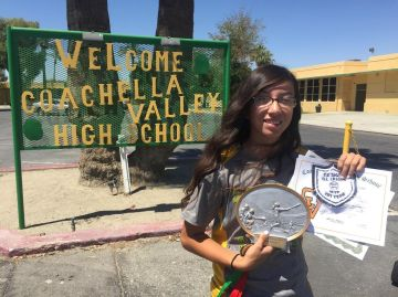 Former My Thai Athlete of the Week Earns De Anza League Titles as well as 6 Other Arabs