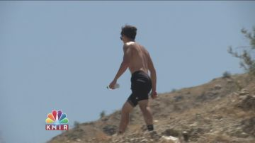 Search And Rescue Crews Advise Against Hiking In Heat