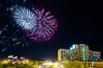 Fourth of July Parades, Fireworks Shows Planned Countywide Today