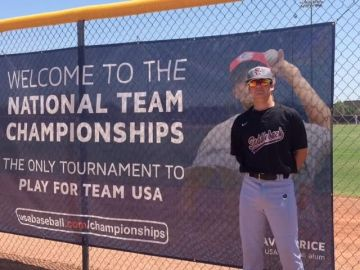 La Quinta Resident Invited to USA Baseball National Team Trials