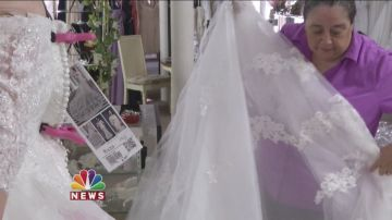 Real-Life Fairy Godmother Rescuing Brides-to Be