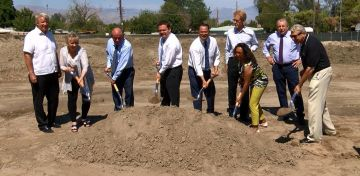 Groundbreaking Ceremony Held for Affordable Farmworker Housing in Coachella