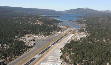 Two Killed in Big Bear Plane Crash; One a Local Sheriff's Deputy