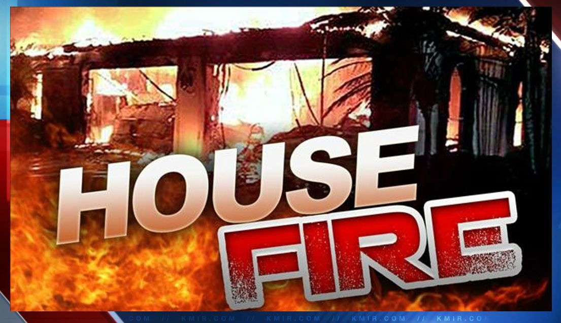 Home Burns in Palm Desert, No Injuries Reported