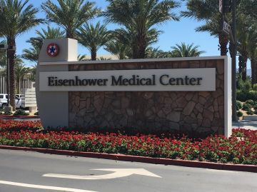 Eisenhower Medical Center Ranked #1 in Riverside Metro Area for Second Straight Year