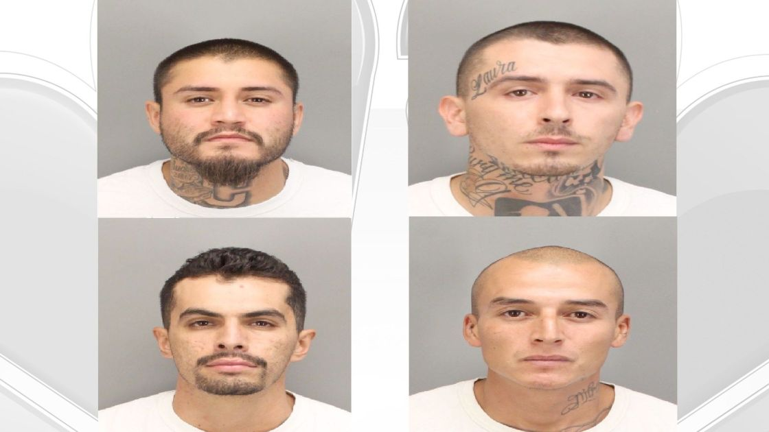 Four Men Charged With Attempted Murder in Cathedral City Bar Shooting