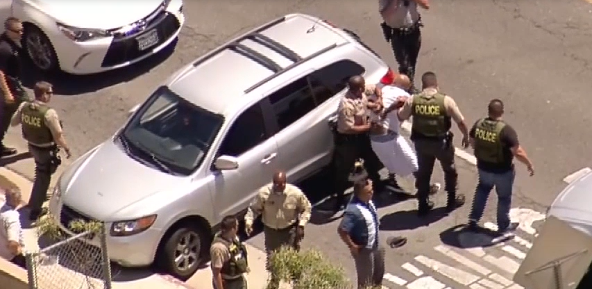 Suspect in Rancho Mirage Attempted Child Kidnapping in Custody Following Pursuit