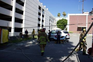 Suspicious Package Prompts Evacuation at Sheriff's Headquarters