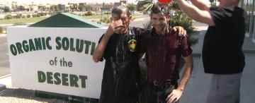 Palm Springs Marijuana Company Donates and Creates New Challenge