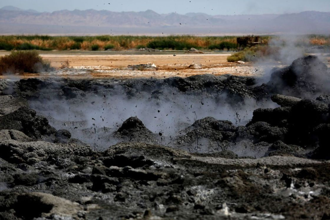 Air Quality Management District Issues Salton Sea Odor Advisory
