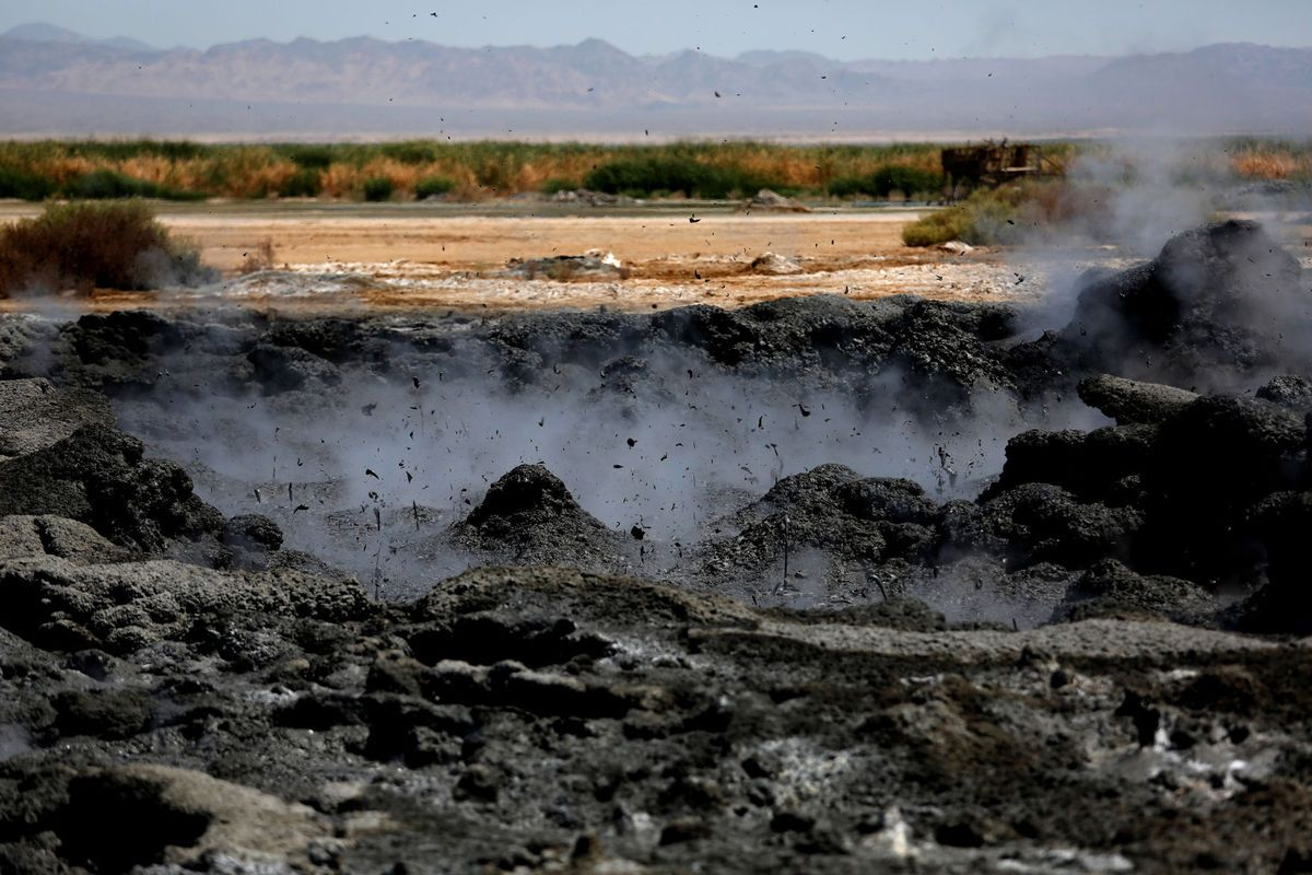 Air Quality Management District Issues Salton Sea Odor Advisory