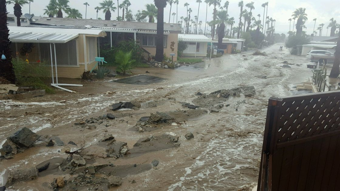 You Ask. We Investigate. ® Mobile Home Park Flooding
