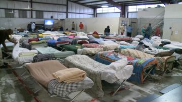 Local Homeless Shelters Find Themselves Inundated With People