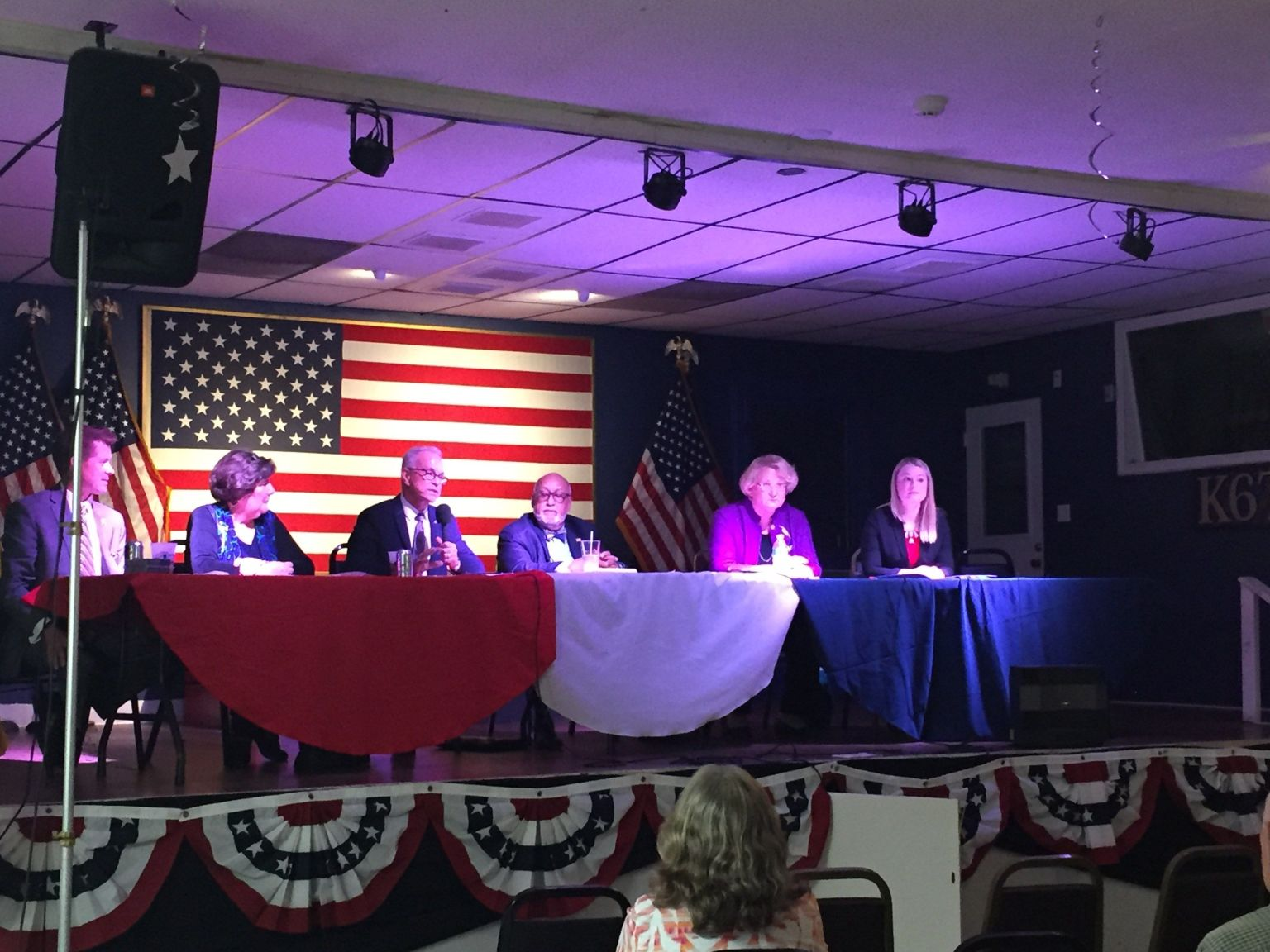 Forum Allows Six Palm Springs Candidates a Chance to Talk the Issues