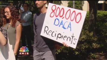 DACA Renewal Deadline Arrives As Gov. Brown Declares California A Sanctuary State