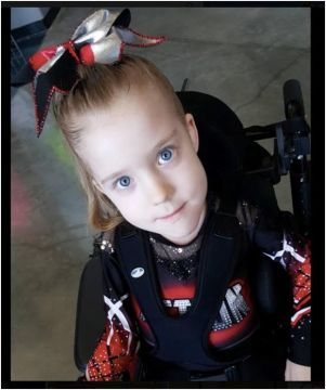 Special Needs Cheerleader's Legacy Lives On