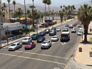 Palm Springs City Council To Review Latest Plans On Indian Canyon Drive
