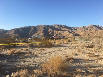 Body Dug Up in Sky Valley Potentially Linked to Los Angeles Cold Case Homicide