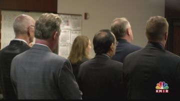 Judge Rules Palm Springs Corruption Case Will Continue; Defendants Plead Not Guilty
