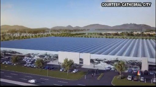 Cathedral City Approves Marijuana Growing Facility