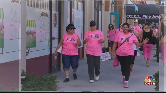 KMIR Cares: Paint El Paseo Pink