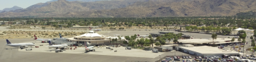 TSA official warns of shutdown impact on security operations at Palm Springs Airport