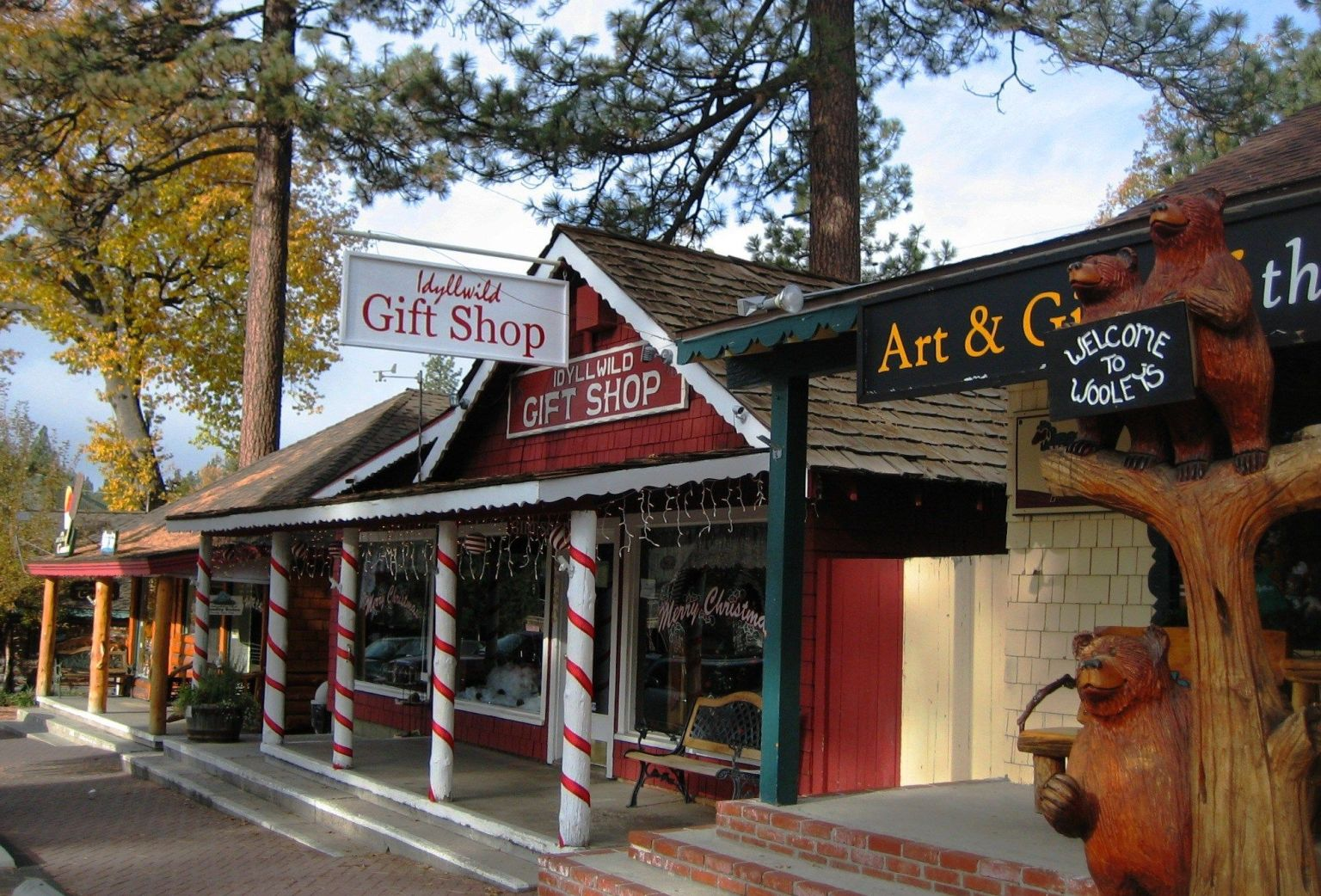 Power Is Back On In Idyllwild